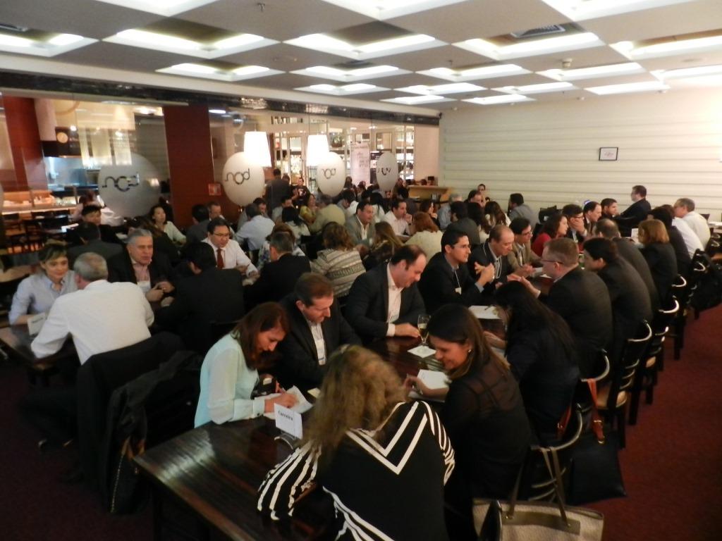 Treinamentos e Workshops na Brasil Vagas Executivas - Encontro de Profissionais da BVE